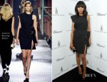 Kerry Washington In Lanvin - The Weinstein Company Academy Award Party