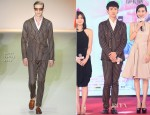 Ko Chen-Tung In Gucci - 'Together' Beijing Premiere