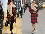 La La Anthony In Michael Kors & Stella McCartney - NY Live