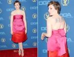 Lena Dunham In Thakoon - 2013 DGA Awards