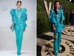 Li Bingbing In Gucci - 2013 Vanity Fair Party