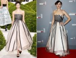 Marion Cotillard In Christian Dior Couture - Cesar Film Awards 2013