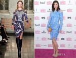 Mary Elizabeth Winstead In Emilio Pucci - 2013 Independent Spirit Awards