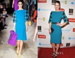Mary Elizabeth Winstead In Roksanda Ilincic - TheWrap 4th Annual Pre-Oscar Party