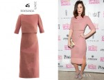 Mary Elizabeth Winstead's Roksanda Ilincic 'Ronstadt' Dress