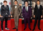 2013 Brit Awards Menswear Round Up