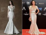 Michelle Jenner In Andrew Gn - 2013 Goya Cinema Awards
