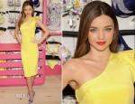 Miranda Kerr In Tabitha Webb - Victoria's Secret 'Fabulous Collection' Launch