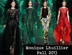 Monique Lhuillier Fall 2013