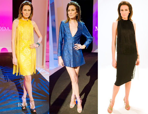 NIEVES ALVAREZ In Stella McCartney