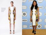 Naomie Harris In Monique Lhuillier - 6th Annual Essence Black Women In Hollywood