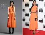 Naomie Harris In Roksanda Ilincic - 2013 Elle Style Awards
