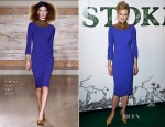 Nicole Kidman In L'Wren Scott - 'Stoker' London Screening