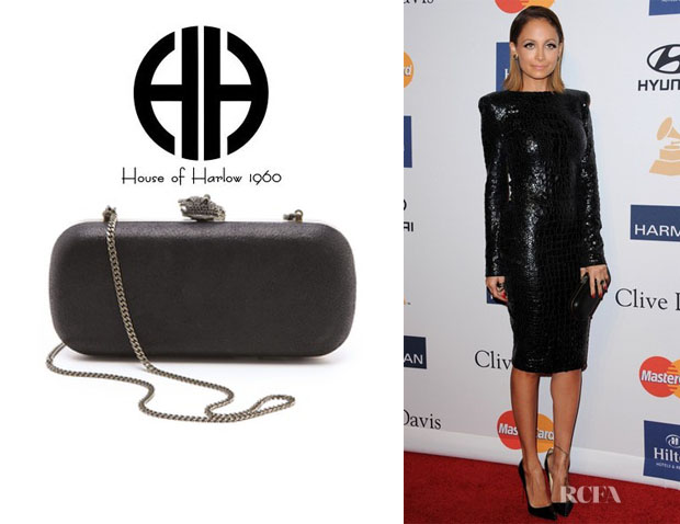 Nicole Richie's House of Harlow 1960 'Addison' Clutch