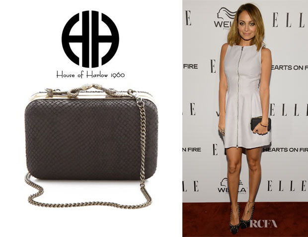 Nicole Richie's House of Harlow 1960 'Marley' Clutch