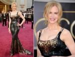 Nicole Kidman In L'Wren Scott – 2013 Oscars