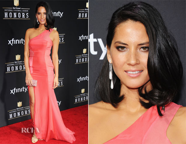 Olivia Munn In Izmaylova - 2013 NFL Honors Awards