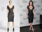Olivia Wilde In Talbot Runhof - Revlon Luxurious ColorSilk Buttercream Launch