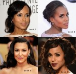 Vote For The Hairstyle You Would Like To See With My Roland Mouret Gown