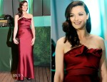 Rachel Weisz In Lanvin - 'Oz: The Great and Powerful' Toyko Premiere