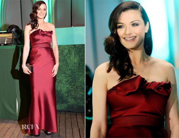 Rachel Weisz In Lanvin - 'Oz The Great and Powerful' Toyko Premiere