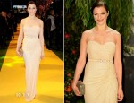 Rachel Weisz In Michael Kors - 'Oz: The Great And Powerful' London Premiere