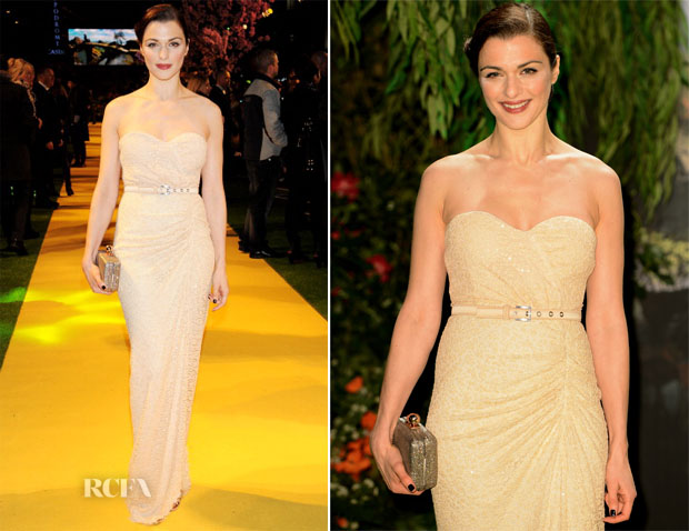 Rachel Weisz In Michael Kors - 'Oz The Great And Powerful' London Premiere
