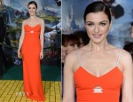 Rachel Weisz In Victoria Beckham - 'Oz The Great and Powerful' LA Premiere