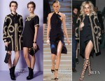 Rita Ora In Alexandre Vauthier & Moschino -  International Woolmark Prize After Party