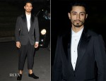 Riz Ahmed In Dolce & Gabbana - London Evening Standard British Film Awards