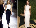 Rose Byrne In Lanvin - 2013 Vanity Fair Party