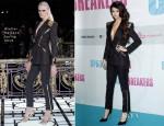 Selena Gomez In Atelier Versace - 'Spring Breakers' Berlin Premiere