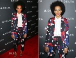 Solange Knowles In Diane von Furstenberg - Grammy Week LA Music Industry Reception