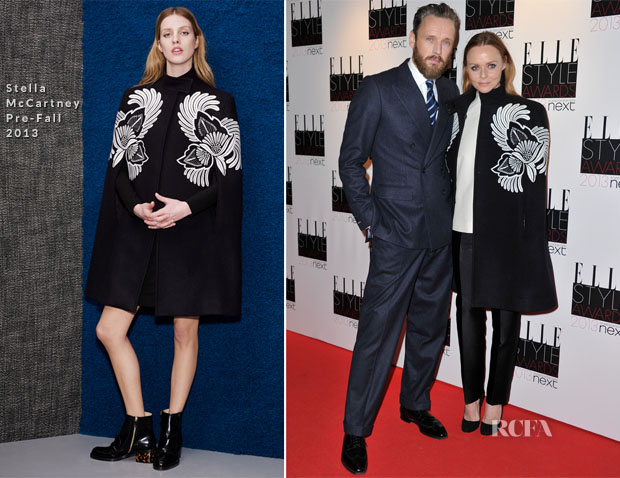 Stella McCartnety In Stella McCartney - 2013 Elle Style Awards