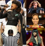 Super Bowl 2013: Jennifer Hudson Scores a Touchdown