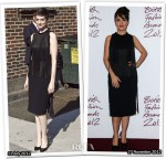 Who Wore Stella McCartney Better...Anne Hathaway or Salma Hayek?