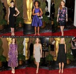 Who Was Your Best Dressed At The 85th Academy Awards Nominations Luncheon?