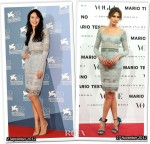 Who Wore Emilio Pucci Better...Olga Kurylenko or Nieves Alvarez?