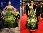 Zhang Ziyi In Christian Dior Couture - 'The Grandmaster' Berlinale Film Festival Premiere