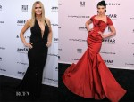 amfAR New York Gala To Kick Off Fall 2013 Fashion Week Red Carpet Round Up