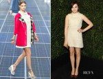 Chloe Moretz In Chanel – 2013 Chanel Pre-Oscar Dinner