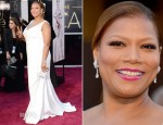 Queen Latifah In Badgley Mischka – 2013 Oscars