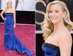 Reese Witherspoon In Louis Vuitton – 2013 Oscars