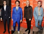 'David Bowie Is' Exhibition Private Viewing Menswear Red Carpet Round Up