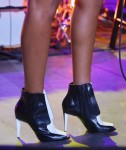 Solange Knowles' Sportmax booties