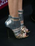 Diane Kruger's Jimmy Choo 'Malika' booties