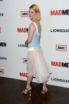 January Jones in Jonathan Saunders