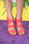 Victoria Justice's Aldo 'Alvara' sandals