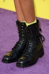 Willow Smith's Chanel shoes