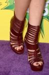 Zendaya Coleman's shoes